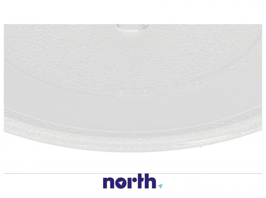 Talerz szklany 25.5cm do mikrofalówki Panasonic 262100500004,1