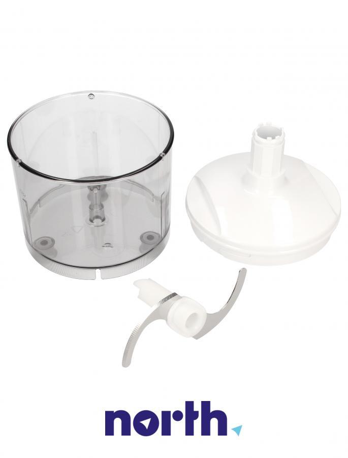 Rozdrabniacz kompletny 350ml do blendera ręcznego Bosch 00659058,1