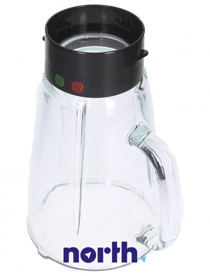 Pojemnik blendera bez pokrywki i noży do robota kuchennego Moulinex MS0A11435,1