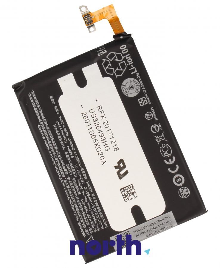 Bateria do smartfona HTC B0P6B100 35H0021400M,0