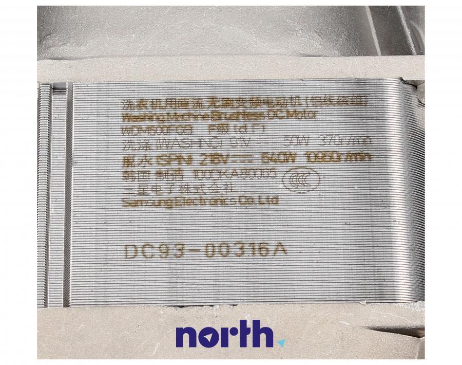 Silnik napędowy do pralki Samsung DC9300316A,5