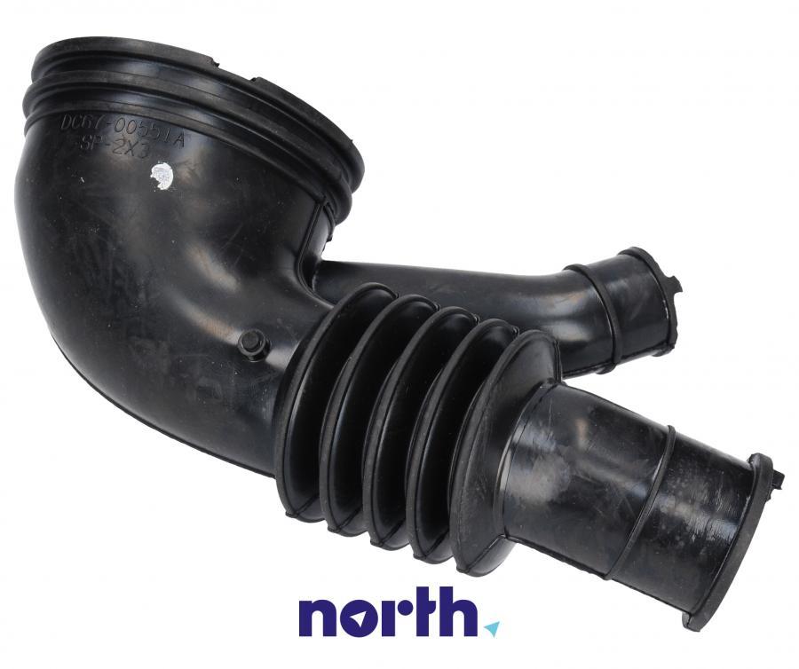 Wąż połączeniowy (bęben-pompa) do pralki Samsung DC67-00551A,1