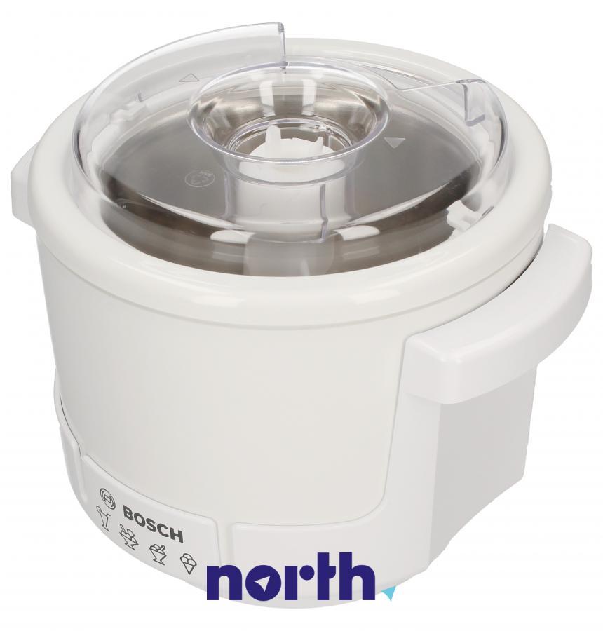 Przystawka do lodów do robota kuchennego Bosch MUZ5EB2 00576062,0