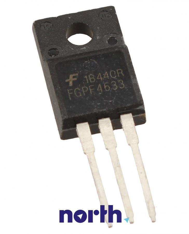 Tranzystor 4633 FGPF4633,0