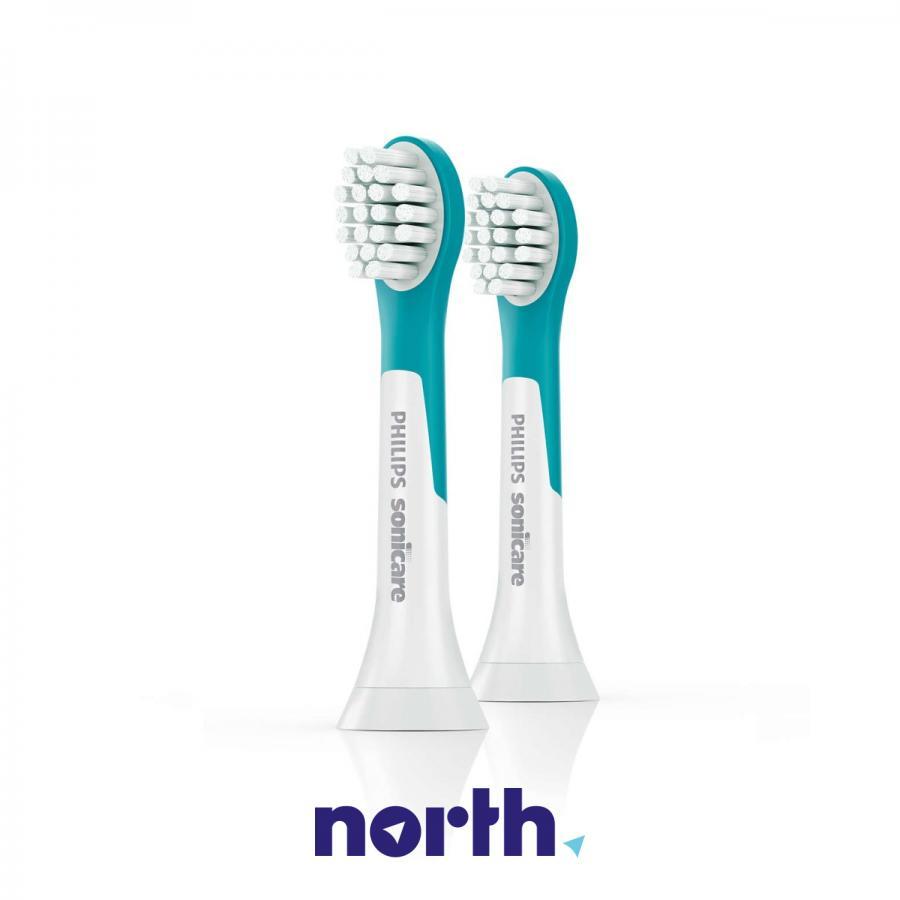 Końcówki Sonicare (2szt.) For Kids do szczoteczki do zębów HX604233,0