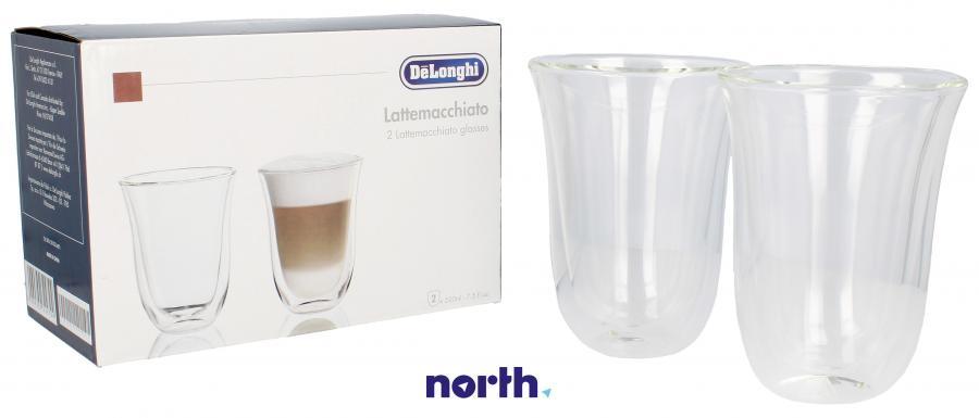 Szklanki do kawy Latte Macchiato do ekspresu Nespresso 5513214611,0