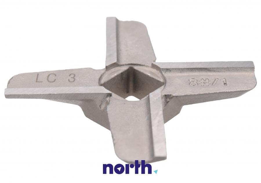 Nóż tnący nr 8 jednostronny do maszynki do mielenia Bosch 00629851,0