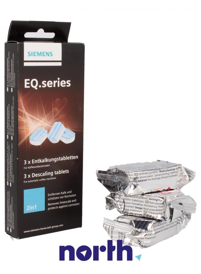 Zestaw do konserwacji do ekspresu Siemens TCZ8004 00576330,4