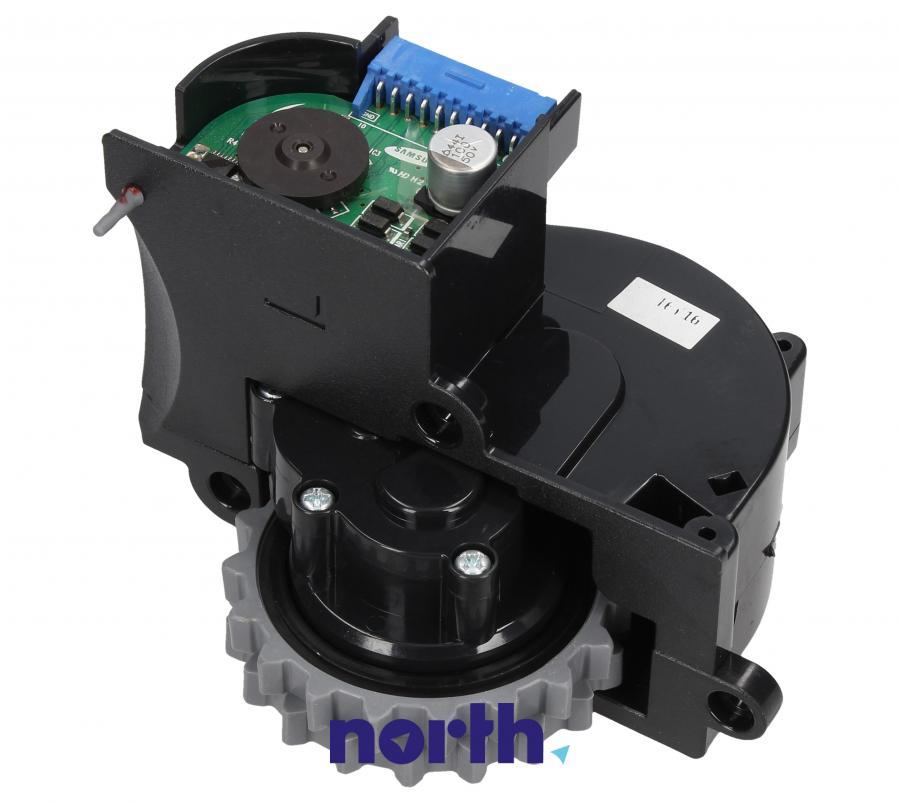 Koło z mechanizmem napędowym do robota sprzątającego Samsung DJ9701782A,2