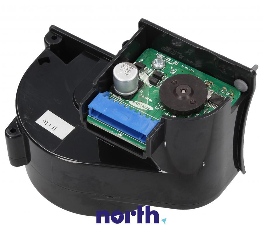 Koło z mechanizmem napędowym do robota sprzątającego Samsung DJ9701782A,3