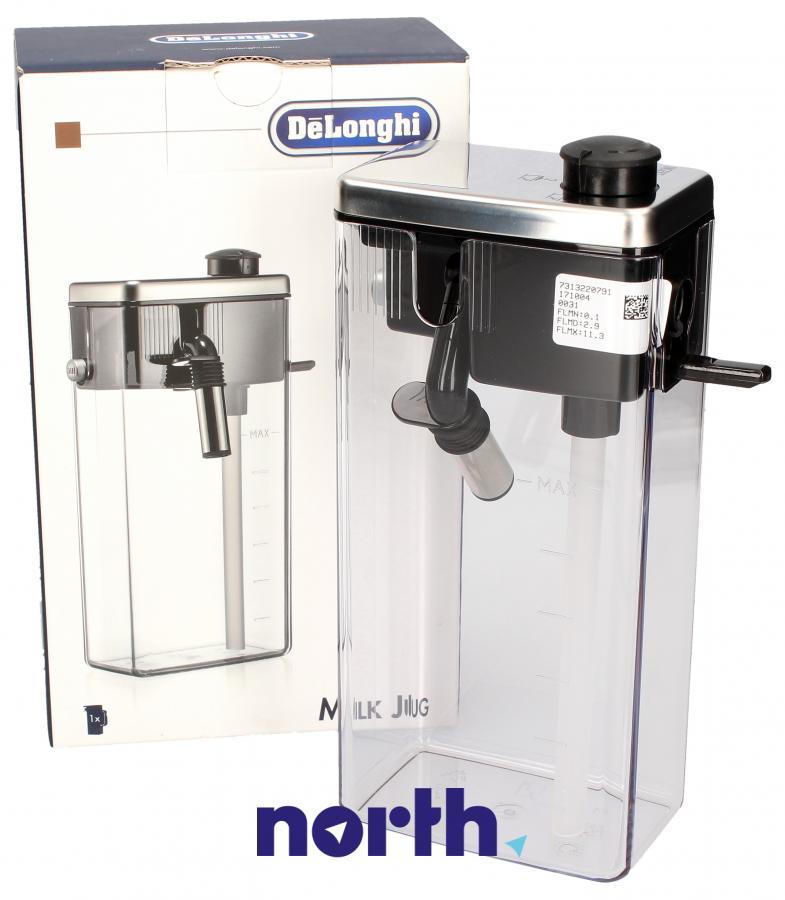 Zbiornik na mleko kompletny do ekspresu DeLonghi DLSC006 5513294521,0