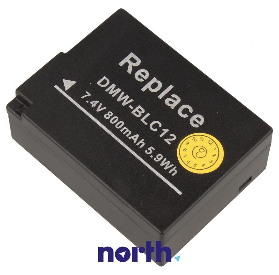 Akumulator do aparatu fotograficznego Panasonic DIGCA74060,0