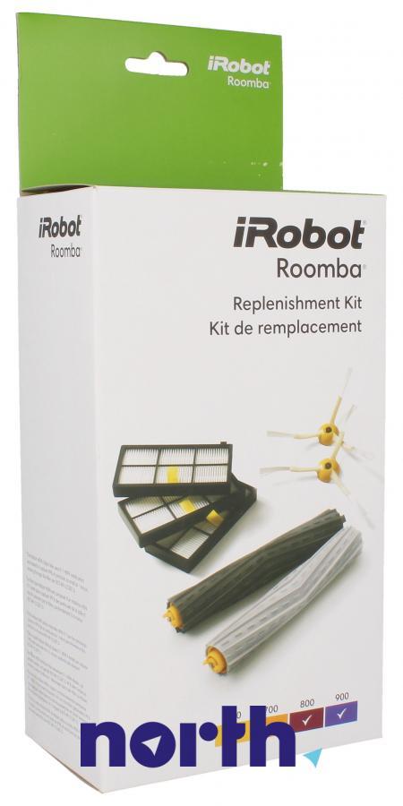 Zestaw szczotek i filtrów do robota sprzątającego iRobot Roomba 4415866,0