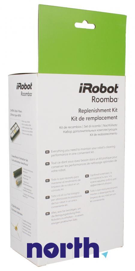 Zestaw szczotek i filtrów do robota sprzątającego iRobot Roomba 4415866,1