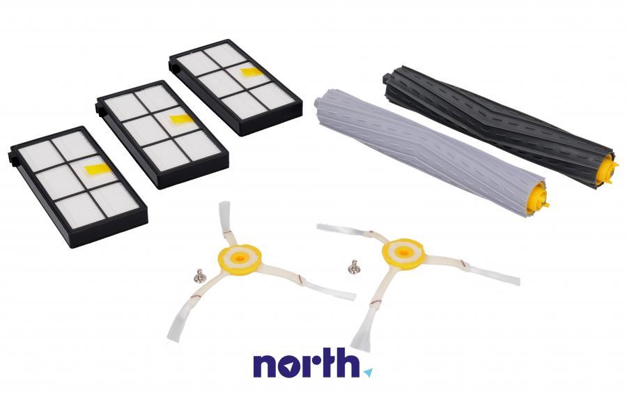 Szczotki + filtry do robota sprzątającego iRobot Roomba 4415866,3