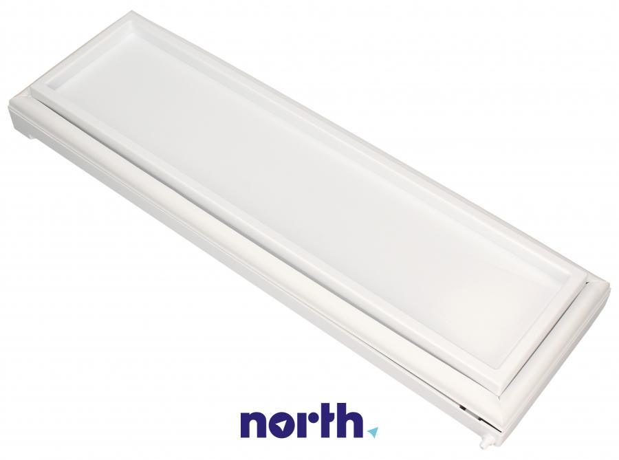 Drzwiczki kompletne zamrażarki górnej do lodówki Gorenje 431805,1