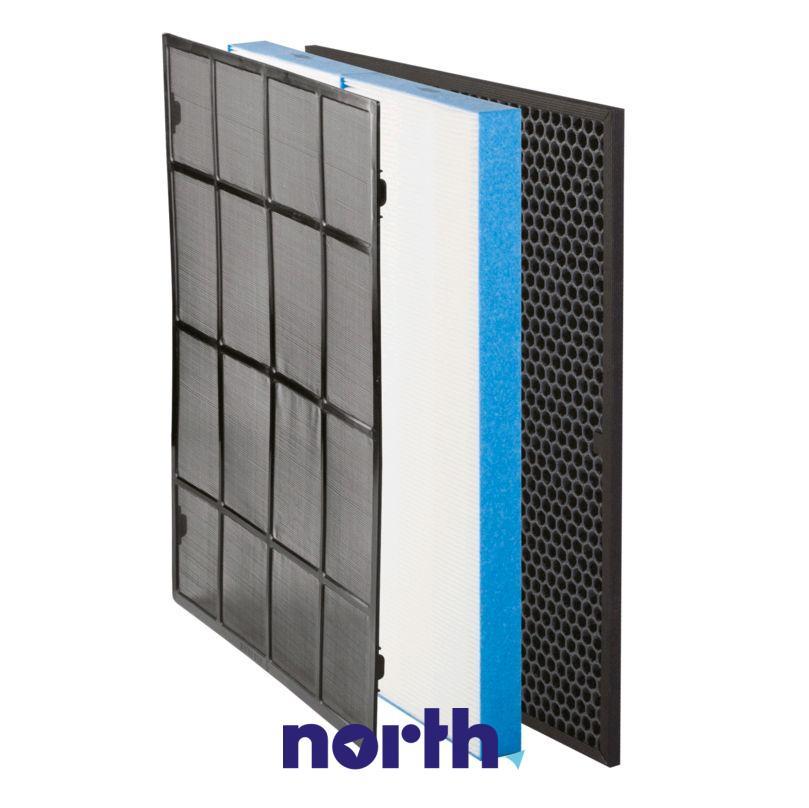 Filtr zintegrowany: wstępny + HEPA + węglowy do oczyszczacza powietrza Electrolux EF116 9001676544,1