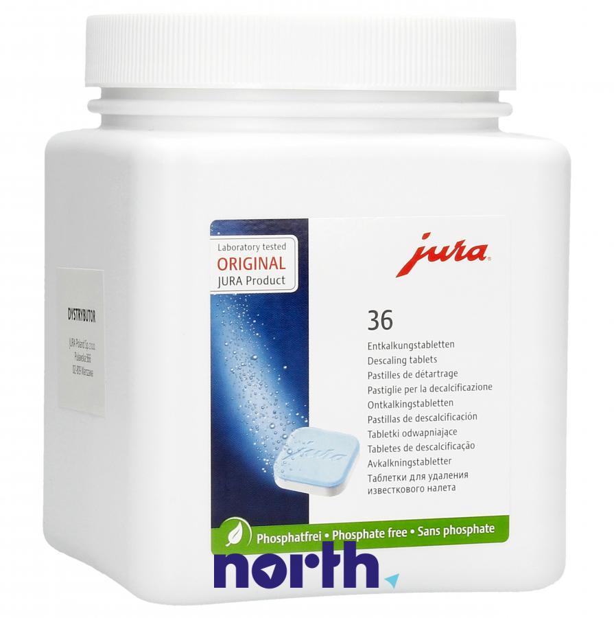 Tabletki odkamieniające do ekspresu Jura 70751,0