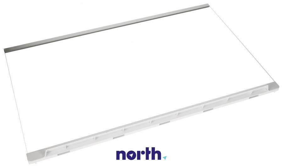 Półka szklana z ramkami do komory chłodziarki do lodówki Electrolux 2651077170,0