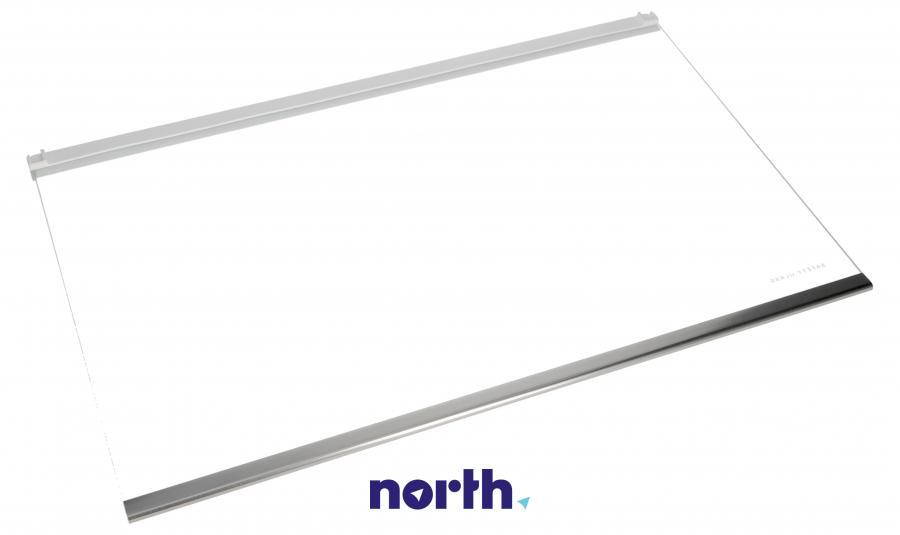 Półka szklana z ramkami do komory chłodziarki do lodówki Electrolux 2651077170,1