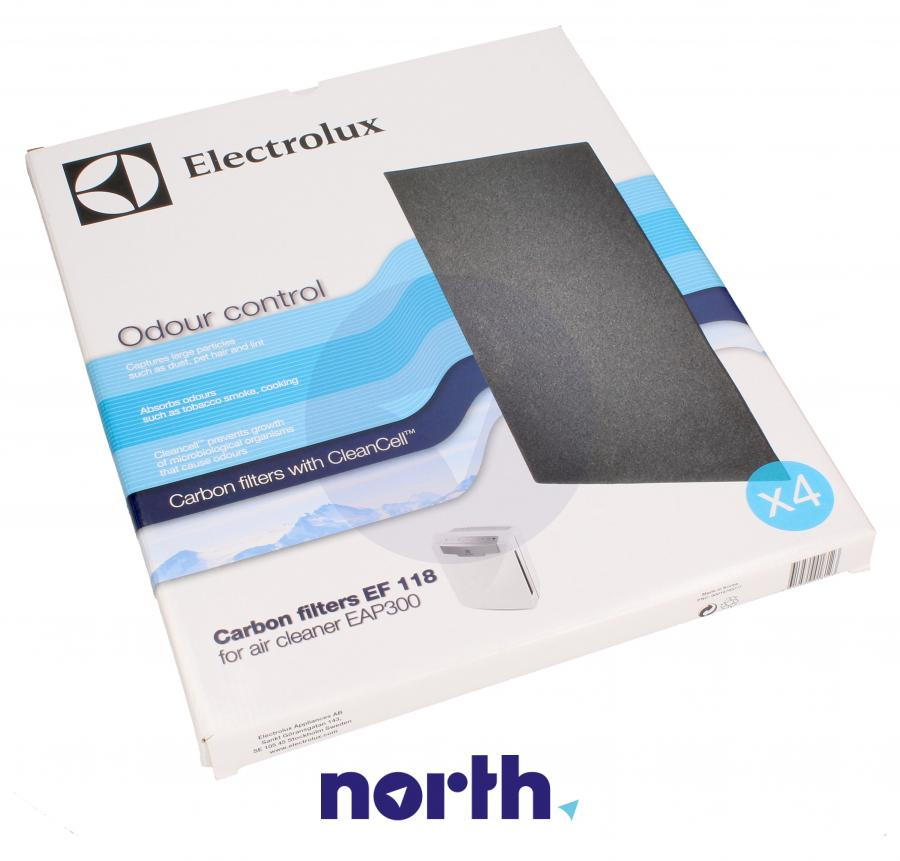 Filtr węglowy aktywny do oczyszczacza powietrza Electrolux EF118 9001676577,0