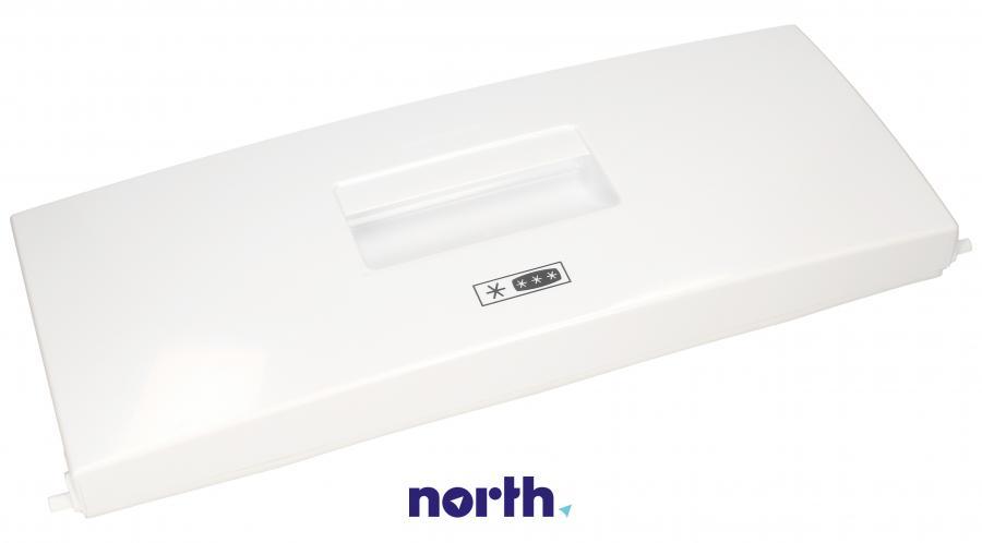 Drzwiczki kompletne zamrażarki górnej do lodówki Ikea 481010657467,0