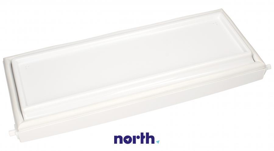 Drzwiczki kompletne zamrażarki górnej do lodówki Ikea 481010657467,1