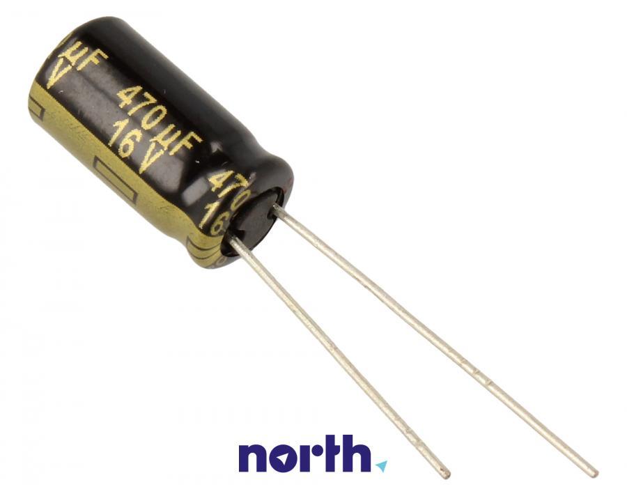 Kondensator elektrolityczny 470uF/16V EEUFM1C471L,0