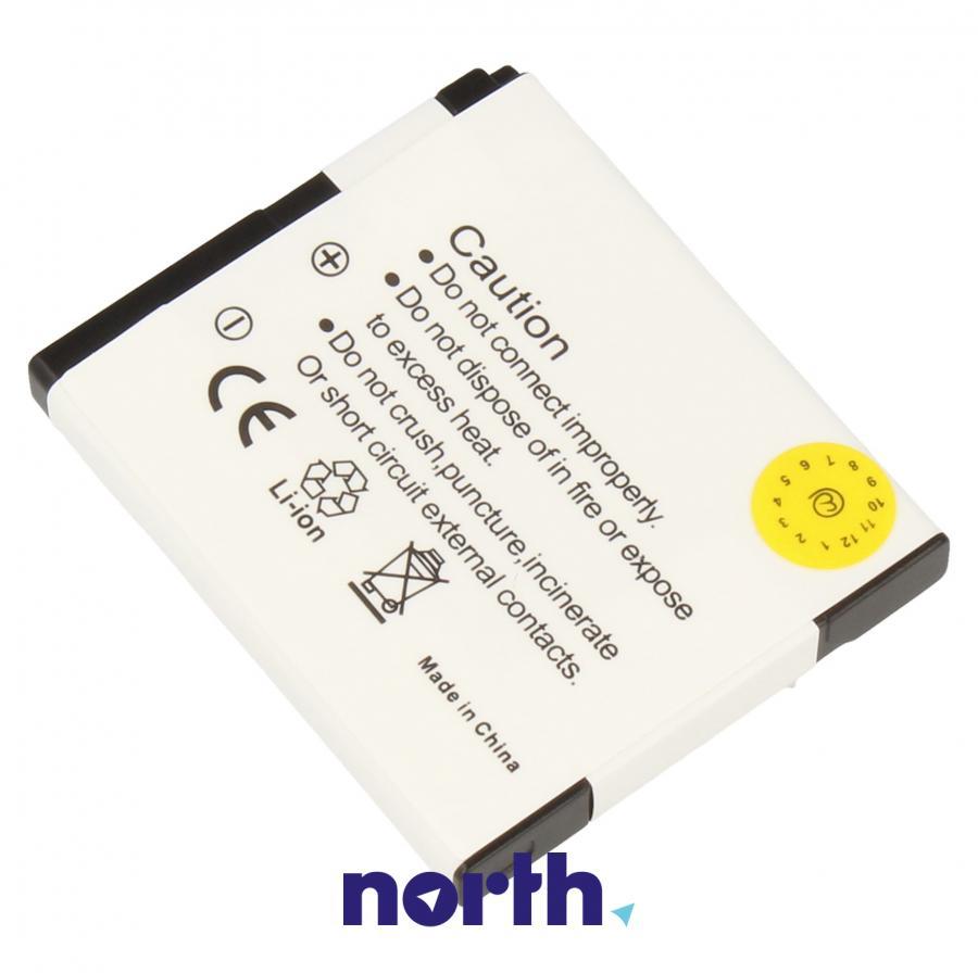 Akumulator 3.7V 600mAh do kamery Panasonic DIGCA37102,1