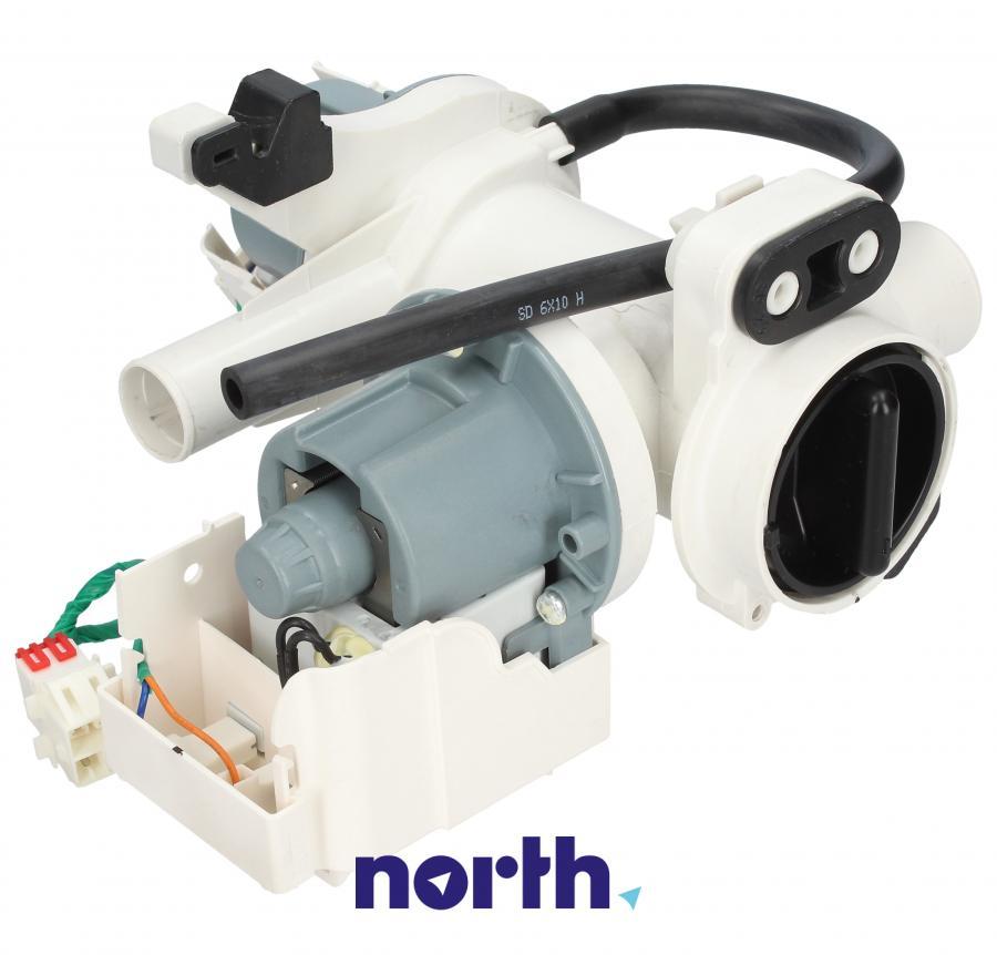 Pompa odpływowa kompletna (silnik + obudowa) do pralki Samsung DC97-16441C,0