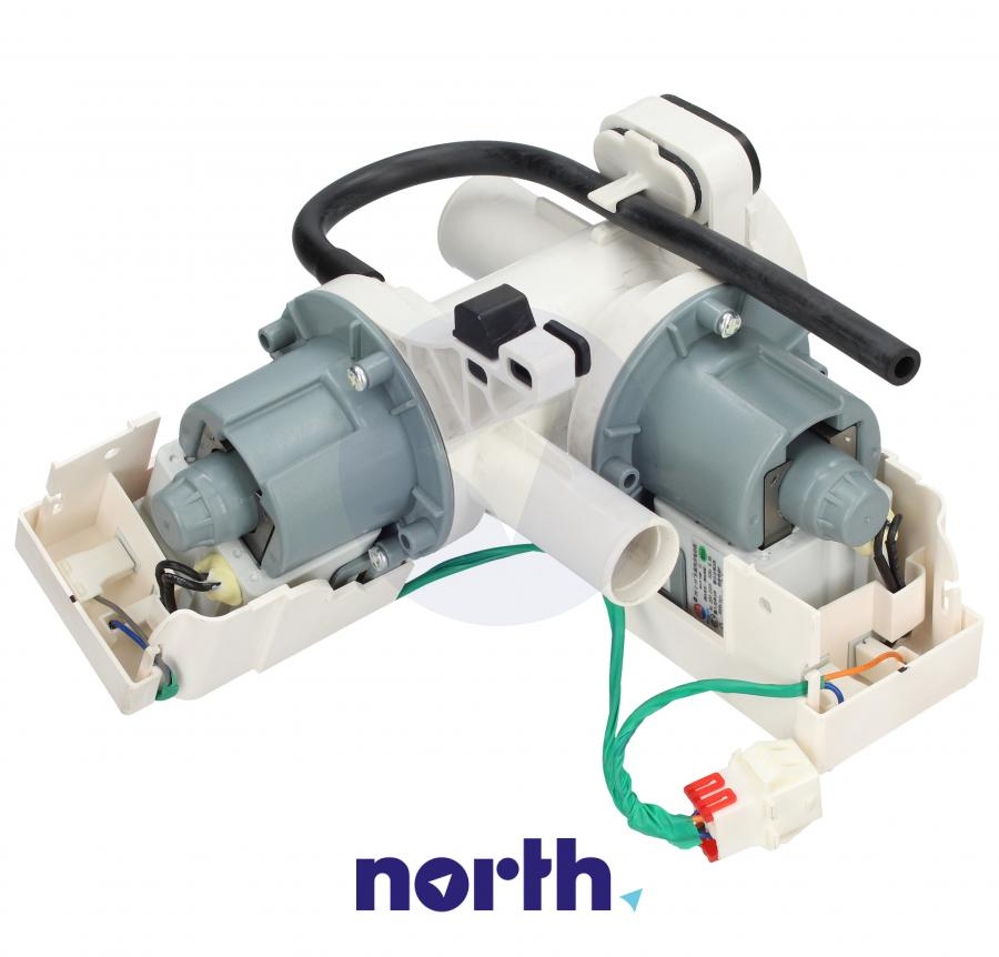 Pompa odpływowa kompletna (silnik + obudowa) do pralki Samsung DC97-16441C,2