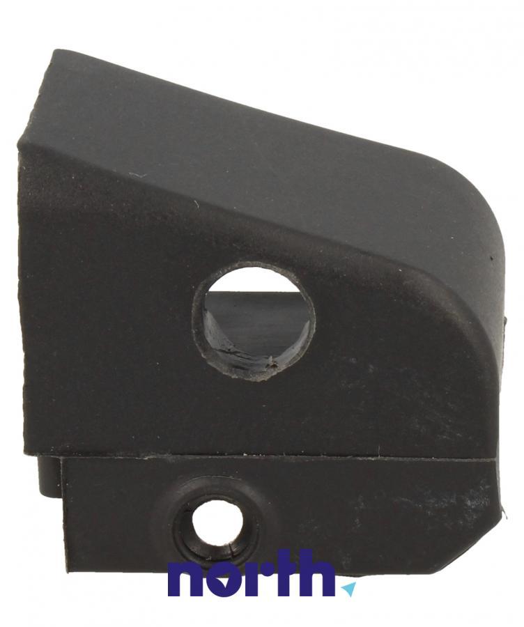 Uchwyt górny prawy szyby drzwi do piekarnika Amica 8052639,5