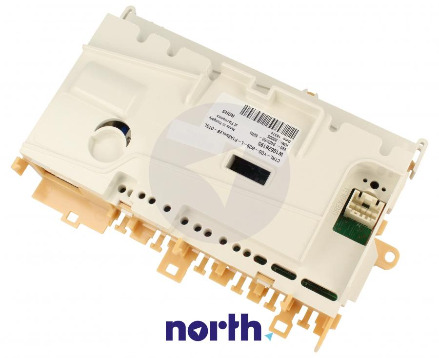 Moduł sterujący niezaprogramowany do zmywarki Whirlpool 481010628195,0