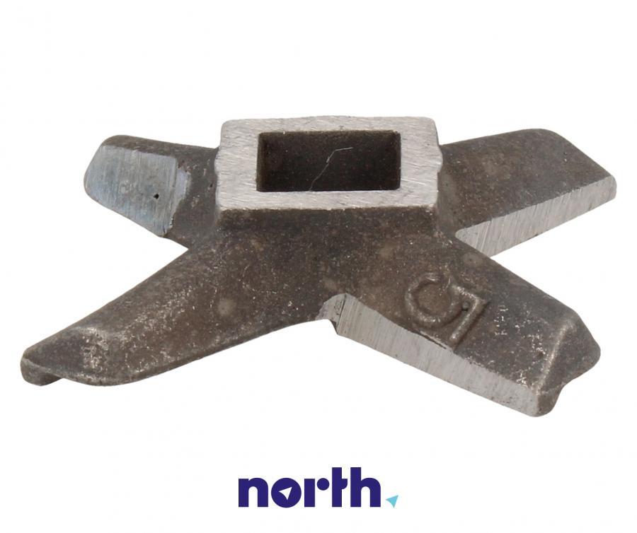 Nóż tnący nr 5 jednostronny do maszynki do mielenia Zelmer 00631383,2