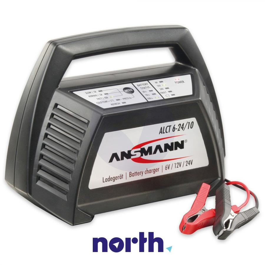 Ładowarka akumulatorków 10010014 Ansmann,0