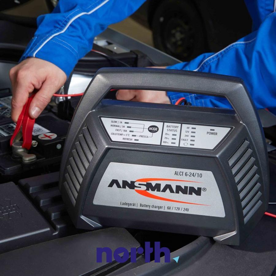 Ładowarka akumulatorków 10010014 Ansmann,7