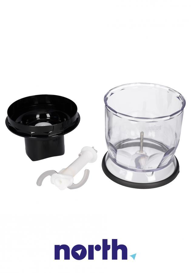 Rozdrabniacz kompletny 350 ml do blendera ręcznego Braun
