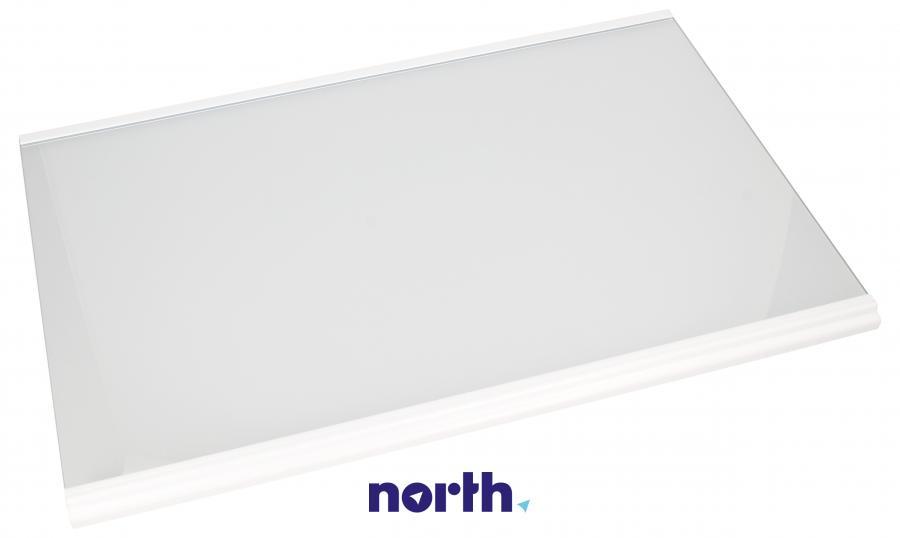 Półka szklana z ramkami do komory chłodziarki do lodówki Gorenje 433266,1