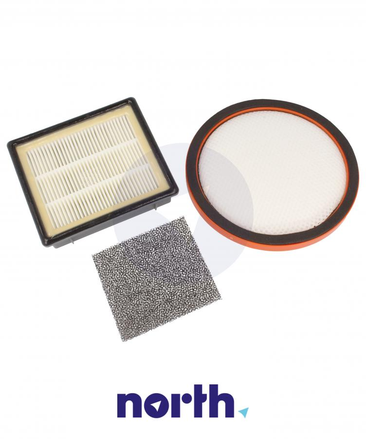 Filtry HEPA do odkurzacza AEG 9001671008,2
