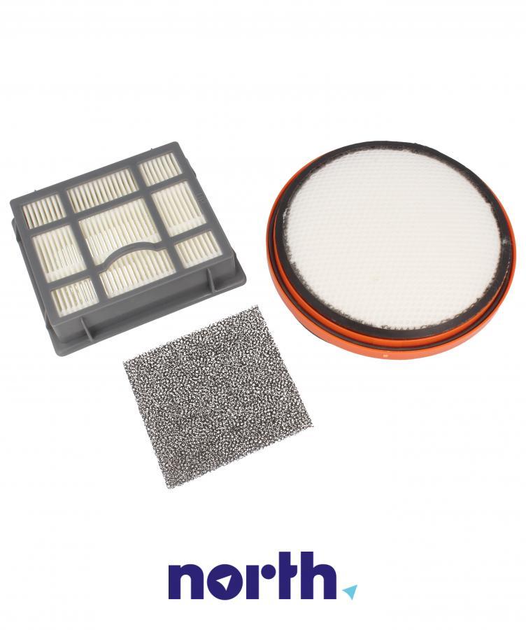 Filtry HEPA do odkurzacza AEG 9001671008,3