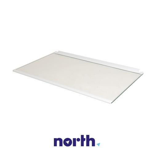 Półka szklana z ramkami do komory chłodziarki do lodówki Zanussi 2651127017,0