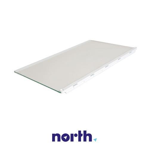 Półka szklana z ramkami do komory chłodziarki do lodówki Zanussi 2651127017,1