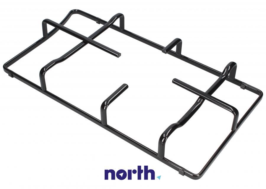 Ruszt prawy na płytę palników do płyty gazowej Hotpoint Ariston 482000062137,1