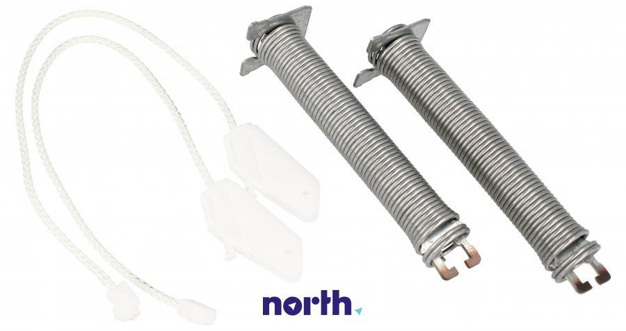 Sprężyny z linkami zawiasu do zmywarki Bosch 12004031,1