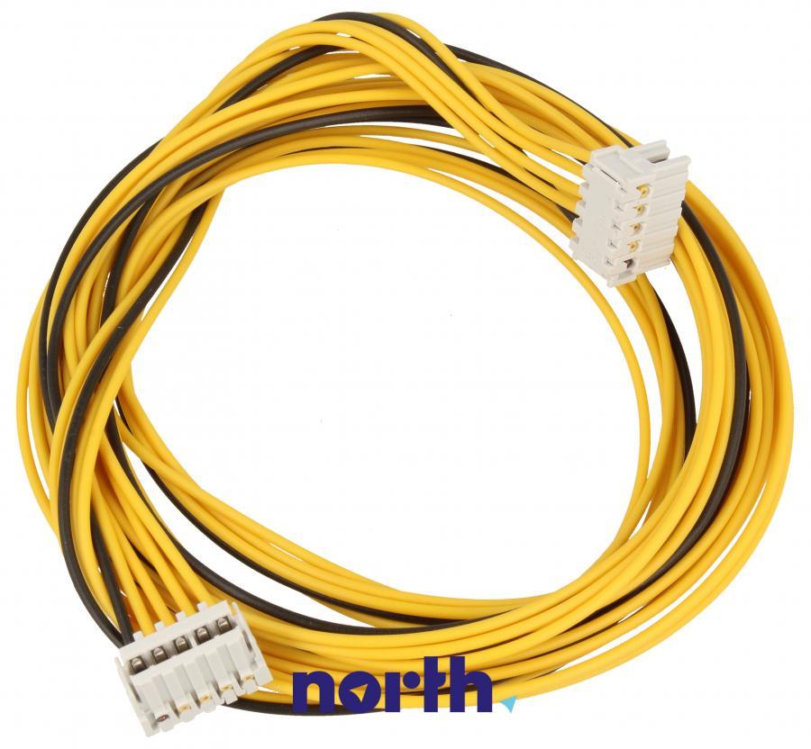 Wiązka kabli podłączeniowych do modułu do zmywarki Indesit 482000022047,0