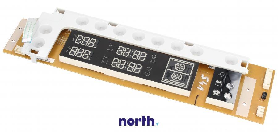 Wyświetlacz do piekarnika SAMSUNG DE9600885C,0