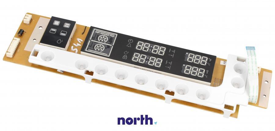 Wyświetlacz do piekarnika SAMSUNG DE9600885C,1