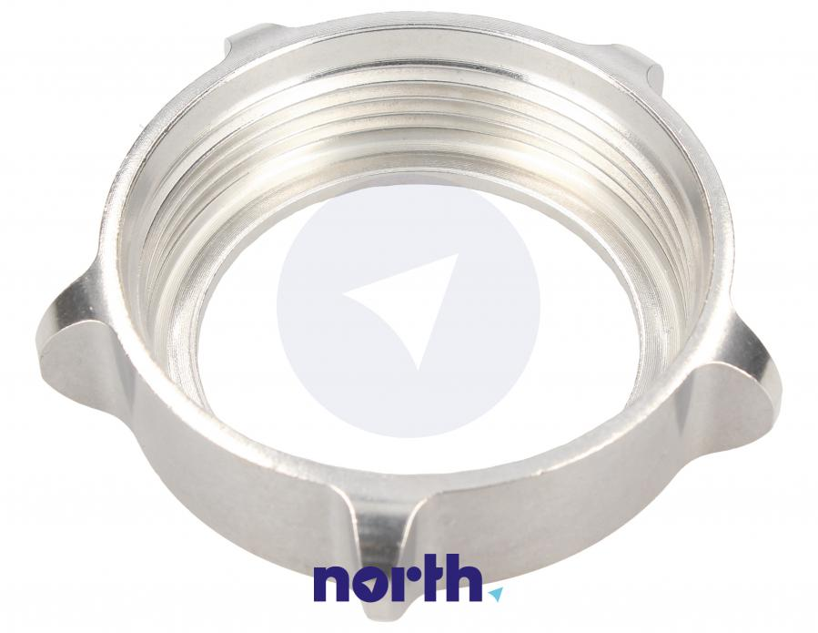 Nakrętka pierścieniowa obudowy ślimaka do maszynki do mielenia Zelmer 00756246,1