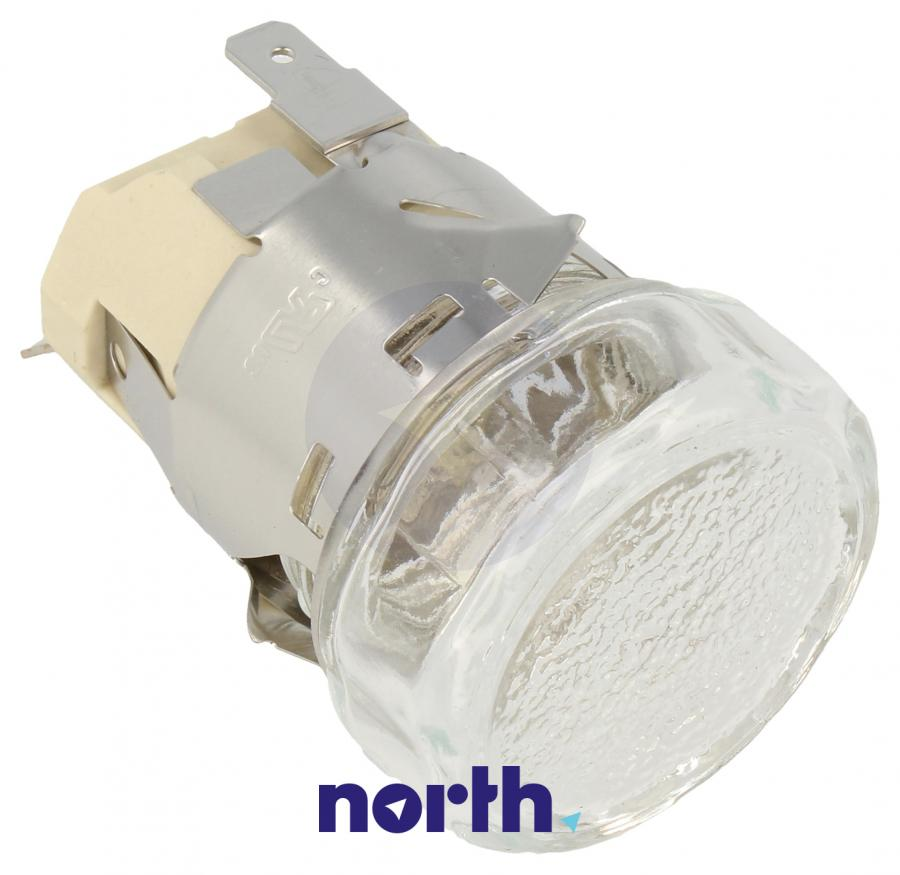 Kompletna lampka halogenowa do piekarnika Whirlpool 481010638530,0