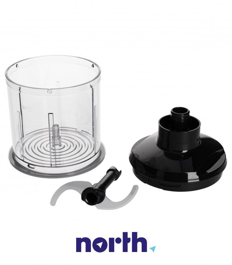 Rozdrabniacz kompletny 750ml do blendera ręcznego Bosch 00753122,1